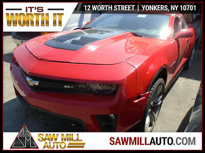 Chevrolet Camaro (Shell Only) ZL1 GREAT BUY FOR THE PERSON WHO KNOWS THIS CAR SHELL ONLY