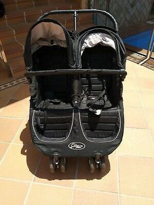 Silla Gemelar Baby Jogger City Mini