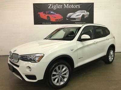 2015 BMW X3 xDrive28d *DIESEL* Navigation ,Heads-Up One Owner 2015 BMW X3 48,917 Miles