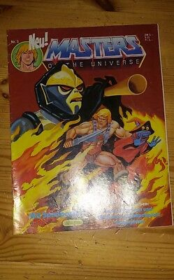 Masters of the universe Comic Nr.3