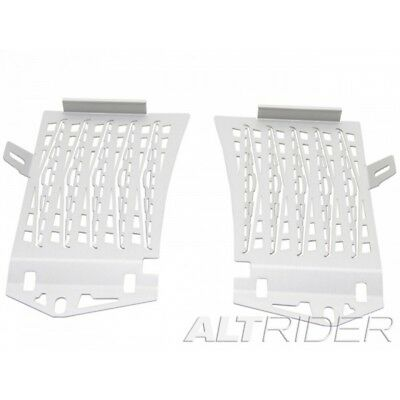 AltRider Radiator Guard for the BMW R1200GS Adventure Water Cooled - Silver