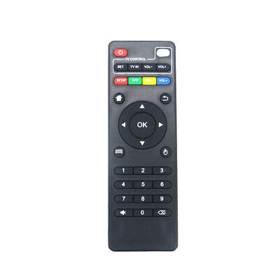Universal IR Remote Control For Android TV Box H96 pro X96/T95N/x96 mini/tx3