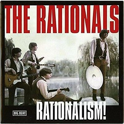 Rationalism EP (Limited Edition) - RATIONALS [Vinyl-Single]