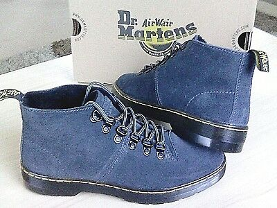 DR MARTENS LAHAVA womens suede chukka boots/shoes size 5 NEW