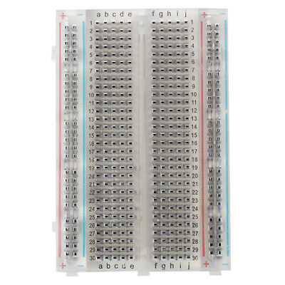 Experiment Board Breadboard Circuit Board ZYJ - 60 transparent NEW W2Z5