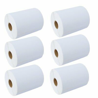 6 Rolls DYMO 4XL Direct Thermal Shipping Labels 4x6 1744907 Compatible Promotion