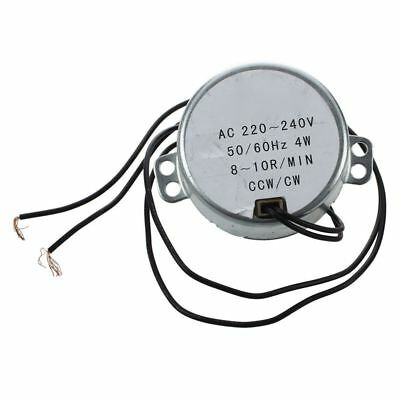 60hz Frequency 8 10rpm Synchronous Motor Ac