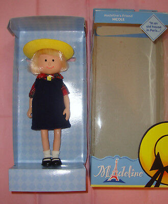 Madeline Nicole Doll In Box Classic Face