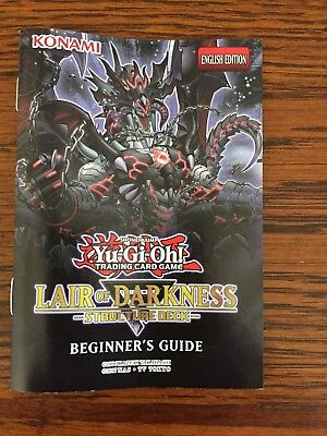 Beginner's Guide - Lair of Darkness Structure Deck - Yu-Gi-Oh! - Yugioh