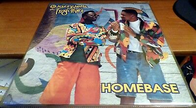 "DJ Jazzy Jeff & The Fresh Prince - ""Homebase"" (LP, 1991)"