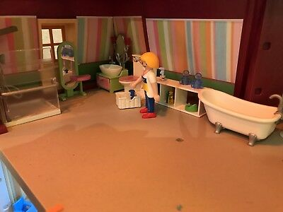 PLAYMOBIL. - CITY Life - Dollhouse - Badezimmer