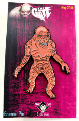 The Gate Minion Enamel Pin Horror Movie Fright Crate Exclusive Collectible