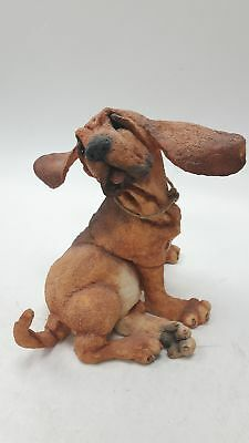 """Country Artists """"A Breed Apart"""" Biggles the Bloodhound S/N 02845 #216"""