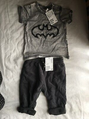 New Baby Boy Bundle 3-6 Months, H And M