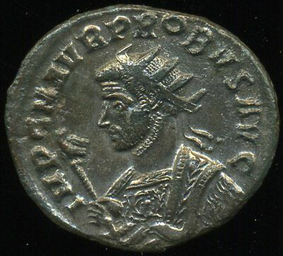 Roman Empire - PROBUS (276-282) Billon antoninianus, 3,90 g. FINE / VERY FINE