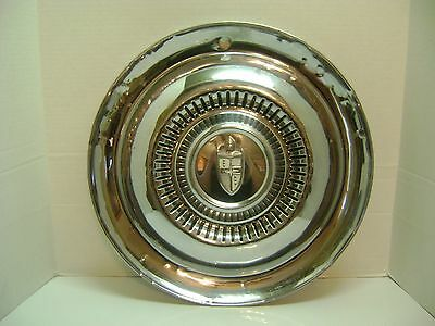 Lincoln 1954 1955 Vintage Hubcap 54 55 Hub Cap Continental Car Wheel Antique Rim