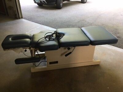 Hill Chiropractic Table...Used Great Shape