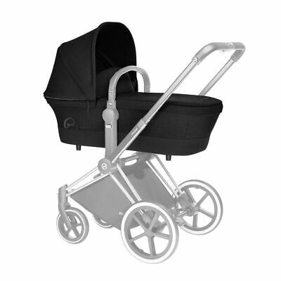 Priam Carry Cot Stardust Black