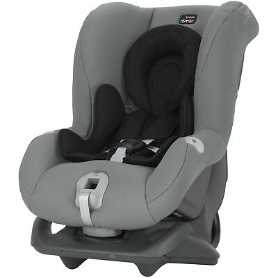 Britax Romer FIRST CLASS PLUS Group 0 / 1 Baby / Child Car Seat - Steel Grey