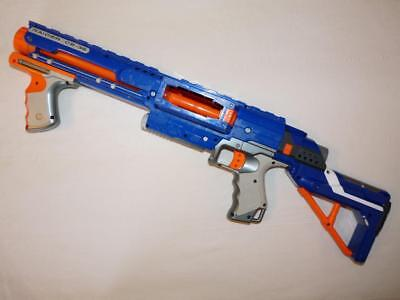 NERF N-Strike Elite Raider CS-35 Dart Blaster Gun with Detachable Shoulder Stock