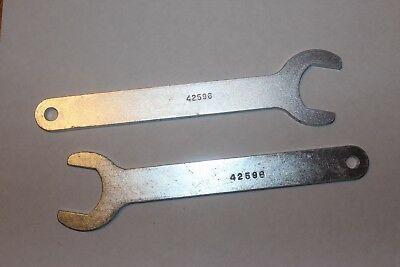 "1 1/8""Porter Cable Router Wrenches"