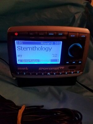 Activated - Sirius Xm Sp-R2R  Sportster W/howard Stern 100/101