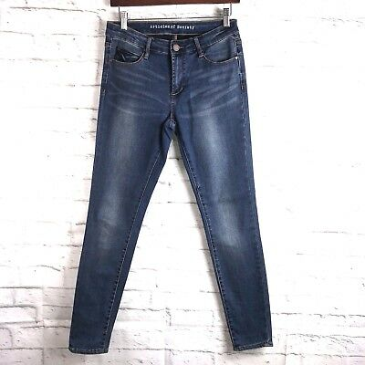 Articles of Society Womens Skinny Jeans Size 27 Denim Stretch