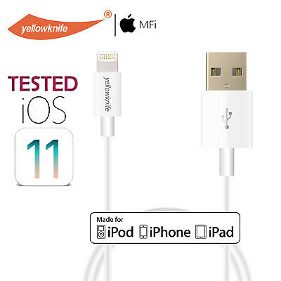 Lightning Cable Long 1M 2M 3M iPhone Charger to USB Syncing Charging Data Cable