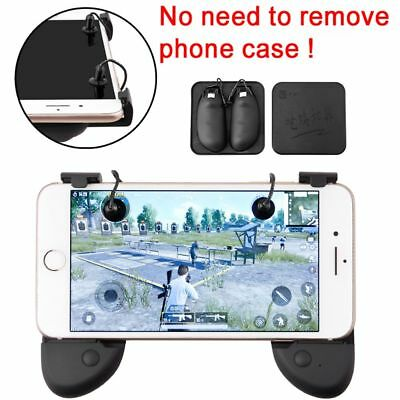 Fire Button PUBG Mobile Phone Game Controller Shooter Trigger for iPhone Samsung