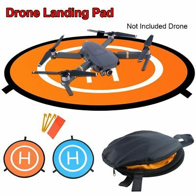 55/75/110cm Helicopter Landing Pad RC Drone Landing Mat Helipad Unmanned Aerial