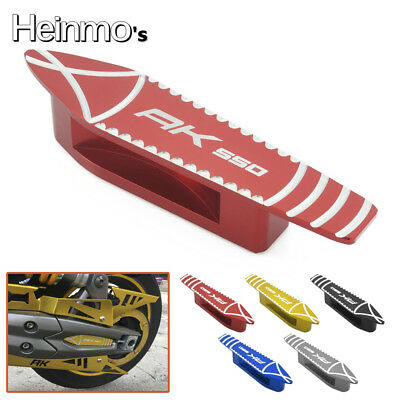 CNC Motorcycle Rocker Arm Proective Guard Cover For KYMCO AK550 AK 550 2017 2018