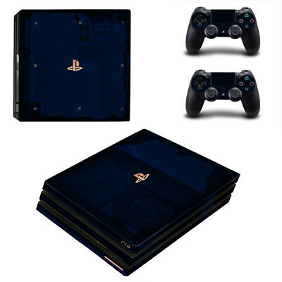 Newest Limited Edition Cover Skin Decal For SONY PS4 PRO Console&Controller