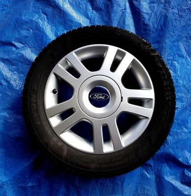 Ford Ka  Alloy Wheel Pcd Xmm Jxh R S B B