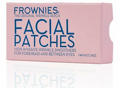 Frownies Forehead and Eyes 144 Facial Anti Wrinkle Patches. Original Wrinkle ...
