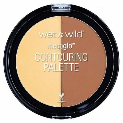 WET N WILD | MegaGlo Contour & Highlighter Palette Powder CARAMEL TOFFEE Duo
