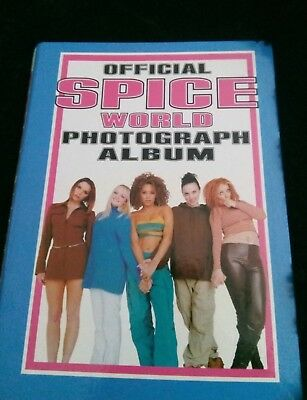 Official Spice World Photograph album!!
