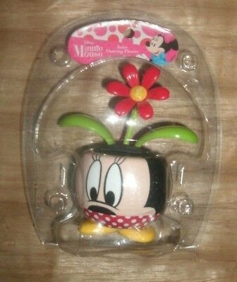Minnie Mouse Solar Dancing Flower