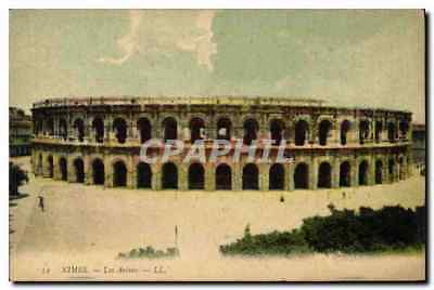 CPA Nimes Les Arenes