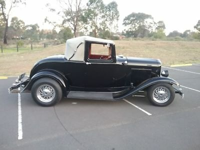 1932 sports coupe