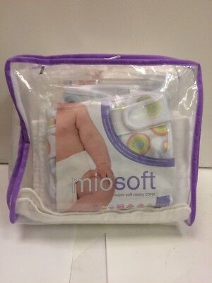 Bambino Mio Miosoft Bundle Cloth Nappies Reusable Washable Eco Friendly Large