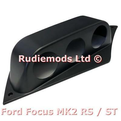 Ford Focus ST225 & RS MK2 52mm Triple Gauge Dash Pod Holder
