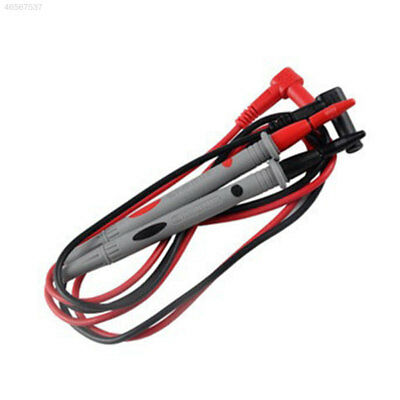 A2C8 1 Pair Universal Multi Meter Multimeter Test Lead Probes Cable 1000V 10A