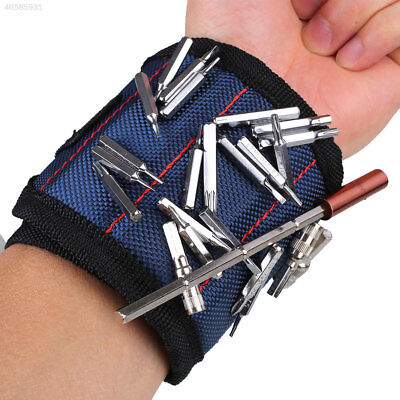 2338 1Pc Outdoor 13.8'' Wrist Support Bracelet Screw Kit Magnetic Wristband