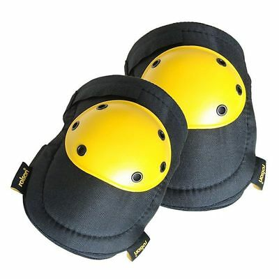 Rolson Hard Cap Knee Pads One Size Fits All Comfortable Protective