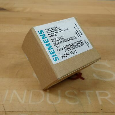 NEW SIEMENS 3RH2911-1GA40 12 MONTHS WARRANTY
