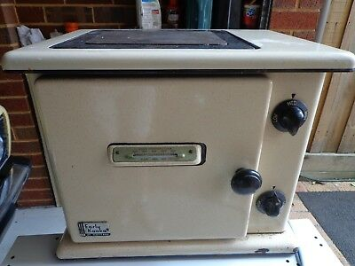 Metters Early Kooka electric stove No 1