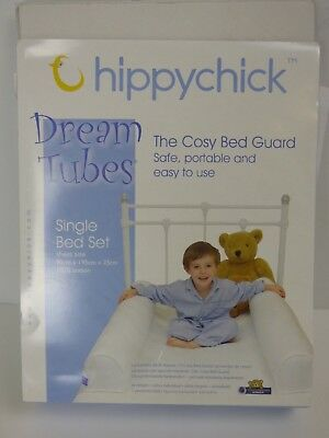 Hippychick Dream Tubes Bed Bumpers Single Bed guard Set 5060185180008
