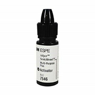 Scotchbond Multi-Purpose Plus Activator Refill - 3M ESPE - 4ml/Bottle