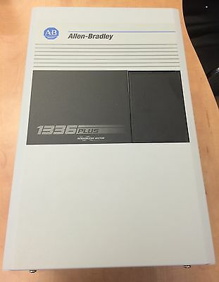 Allen Bradley 1336 Plus Ac Drive With Sensorless Vector 1336S-B007-Ae-En5