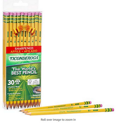 Draw Graphite Pencils School Office Write Paint Kids Students Adults Cased Set